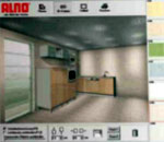 3D Alno Kitchen Planner