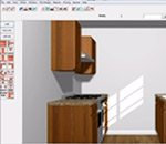 3D LWK Kitchens Design Tool