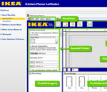 Screenshot ikea planners