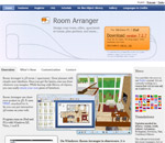 Room Arranger floorplanner